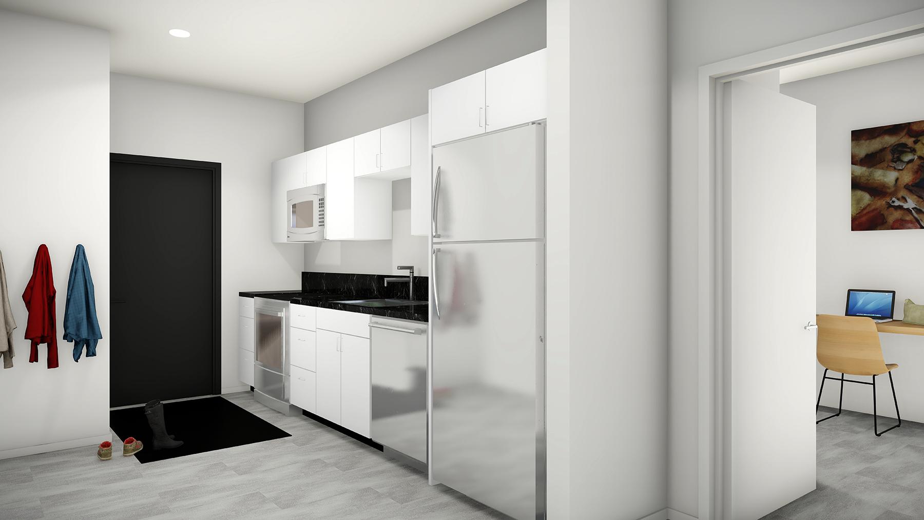 The Nest Style A2 Kitchen