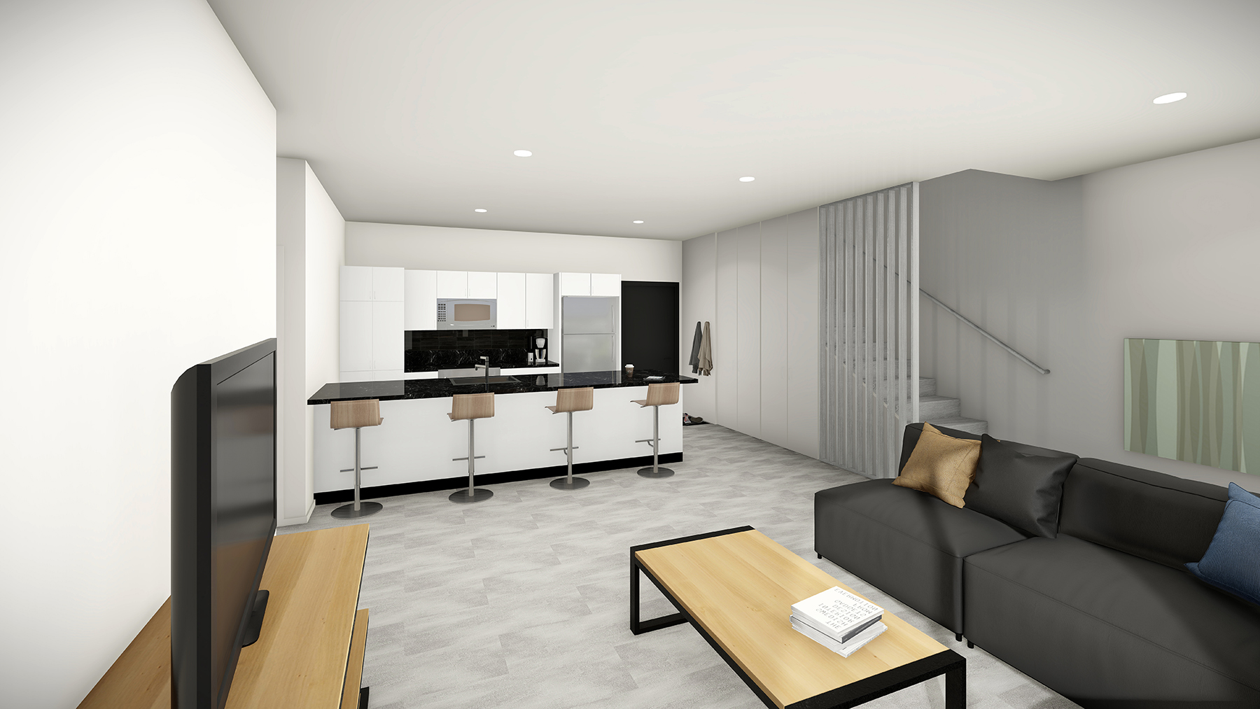 The Nest Style A3 Penthouse