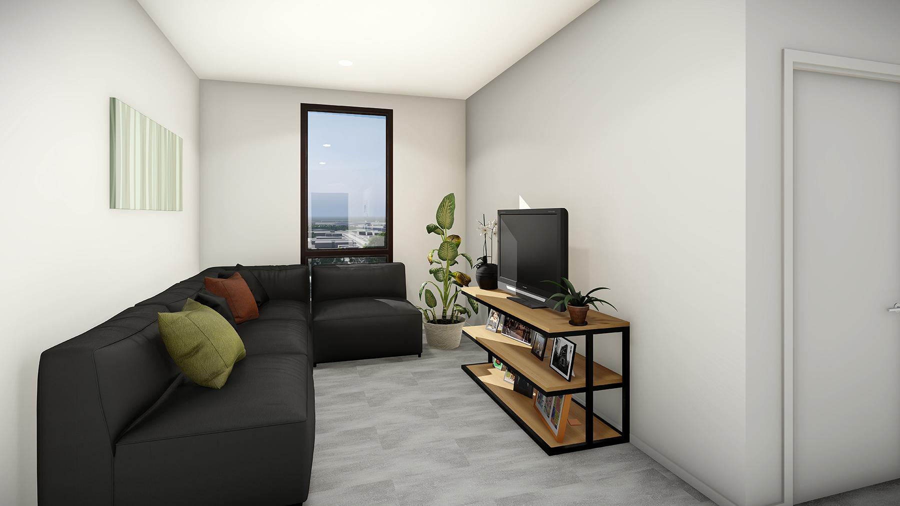 Style B3 & B4: The Nest Living Room