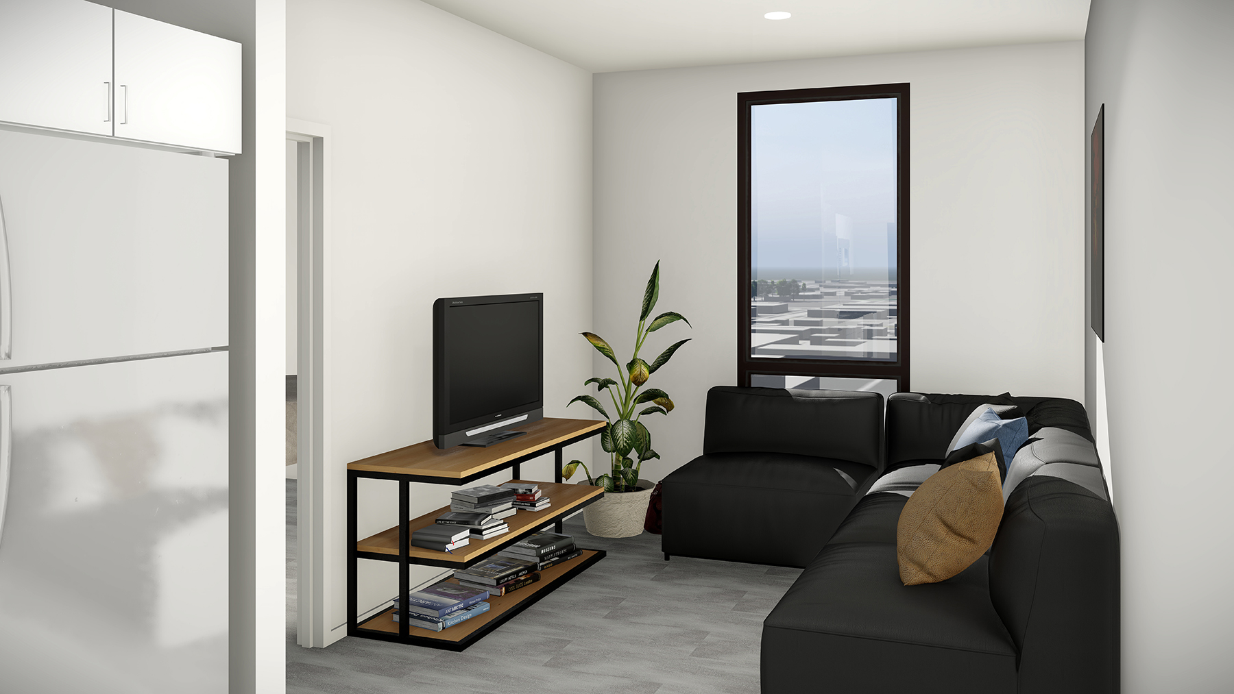 The Nest Style A1 & A2 Living Room